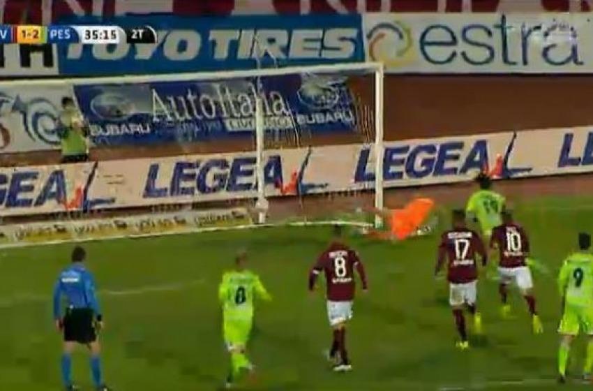 Livorno 1 Pescara 2. Maniero (due volte!) riaccende la fiamma biancazzurra