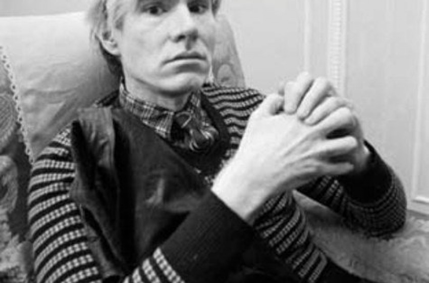 """""""Andy Warhol... in the city"""""""
