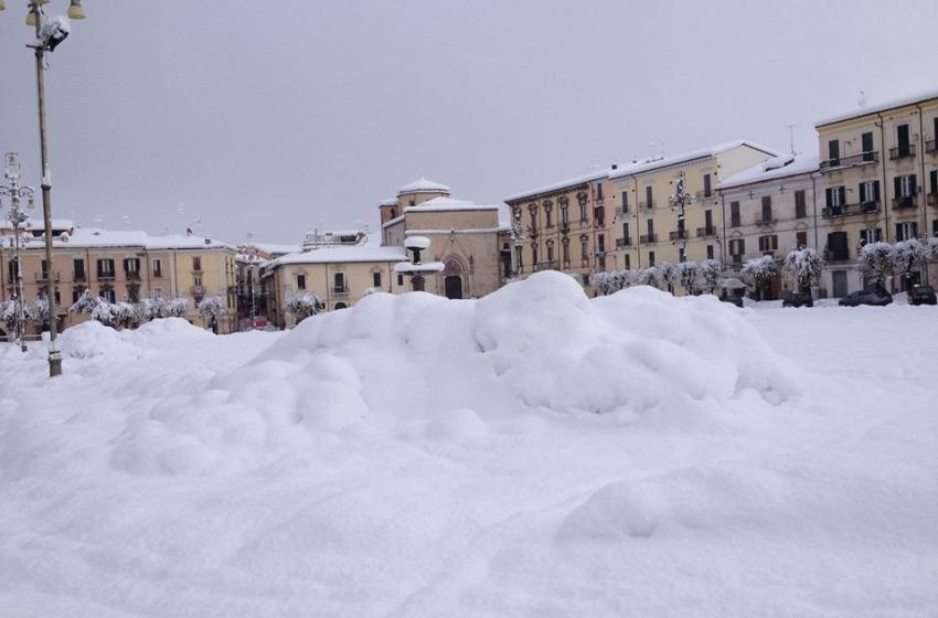 Maltempo: collegamenti sospesi e disagi in tutto Abruzzo