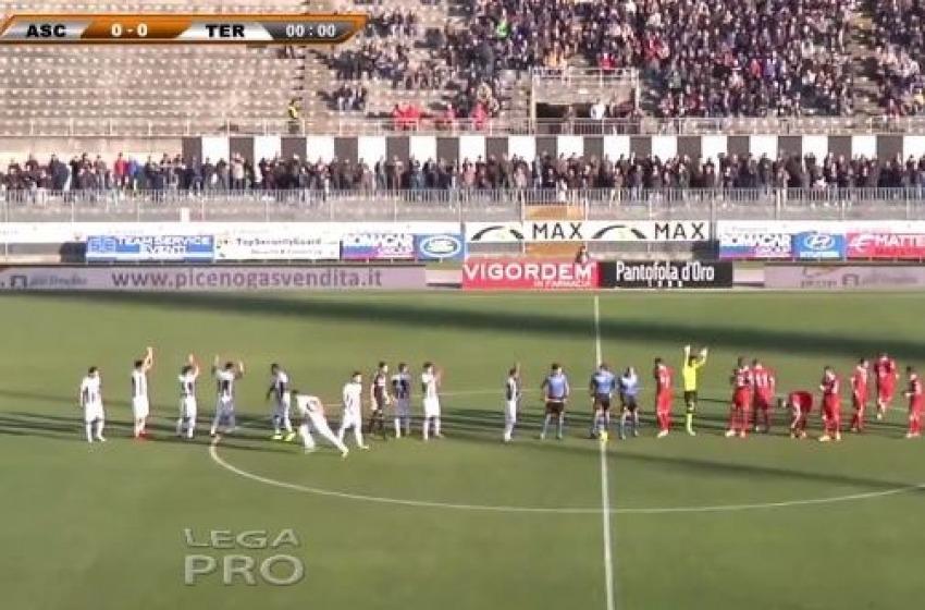 Il Diavolo pareggia ad Ascoli 0-0 e ferma la corsa dei bianconeri