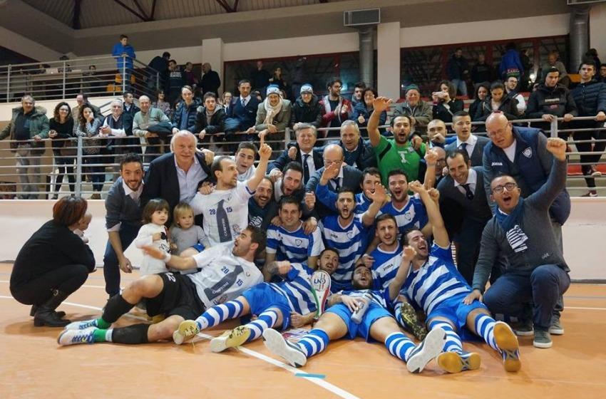 La Futsal Cobà ha vinto la Coppa Italia di Serie C