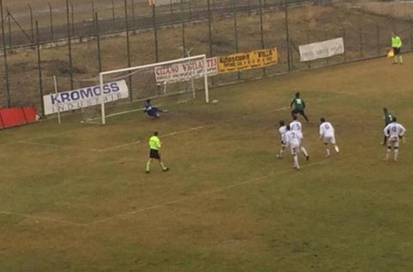 Derby al Chieti, Celano battuto 2-1 con la doppietta di Esposito