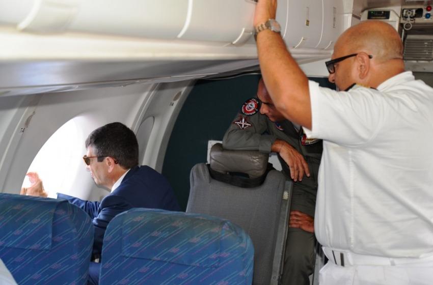 Trasporti, D'Alfonso convince Lupi: «Aeroporto Pescara resta nazionale»