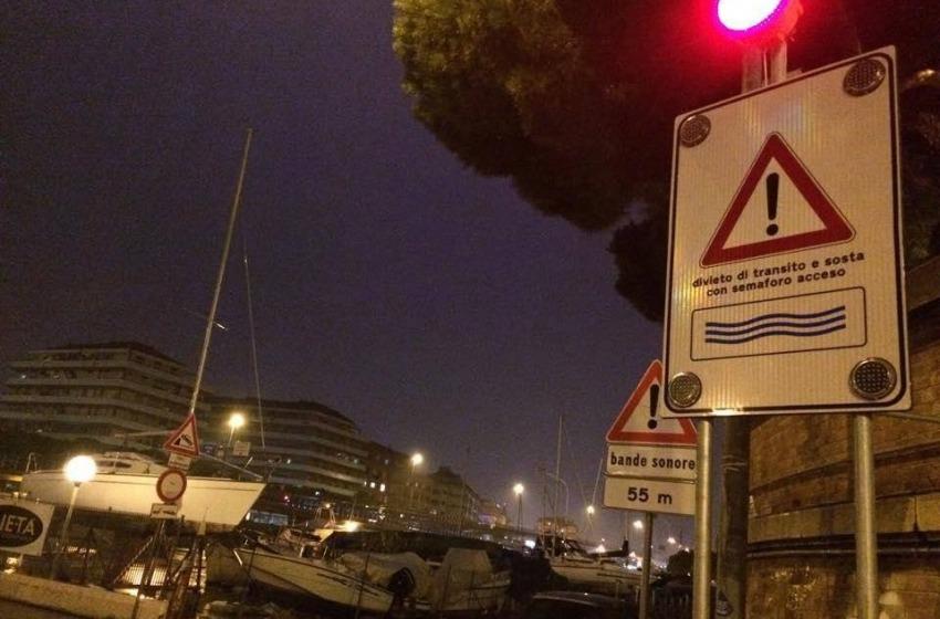 Maltempo: a Pescara riaperte le golene sul fiume