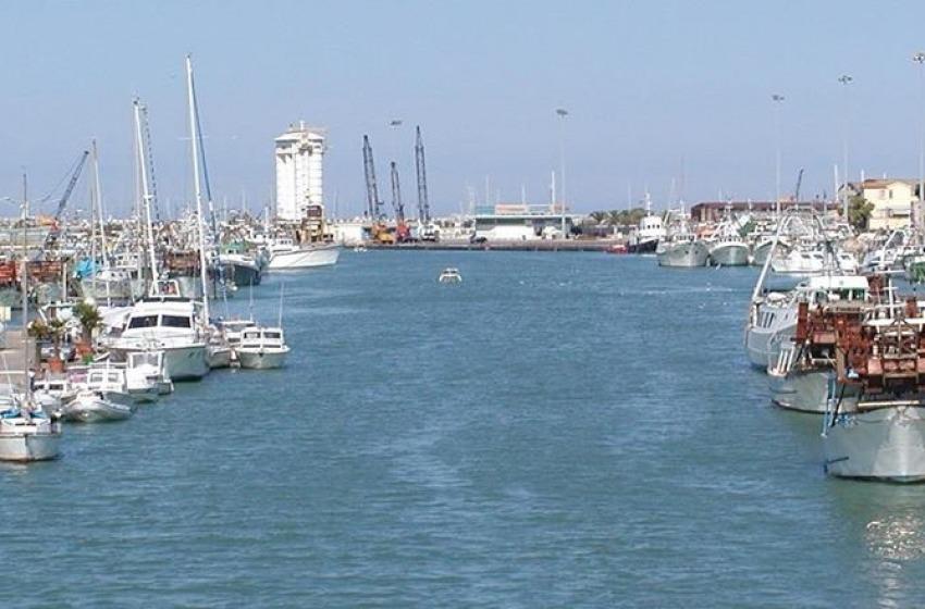 Porto di Pescara, D'Alfonso spiega il problema: «Dov'è la vasca di colmata?»
