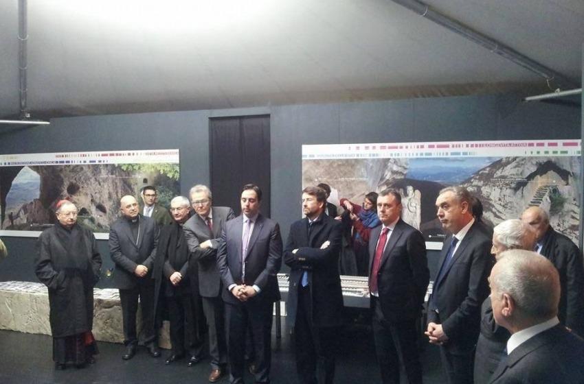 Musei Vaticani. Gli Eremi d'Abruzzo e la mostra inaugurata già tre volte?