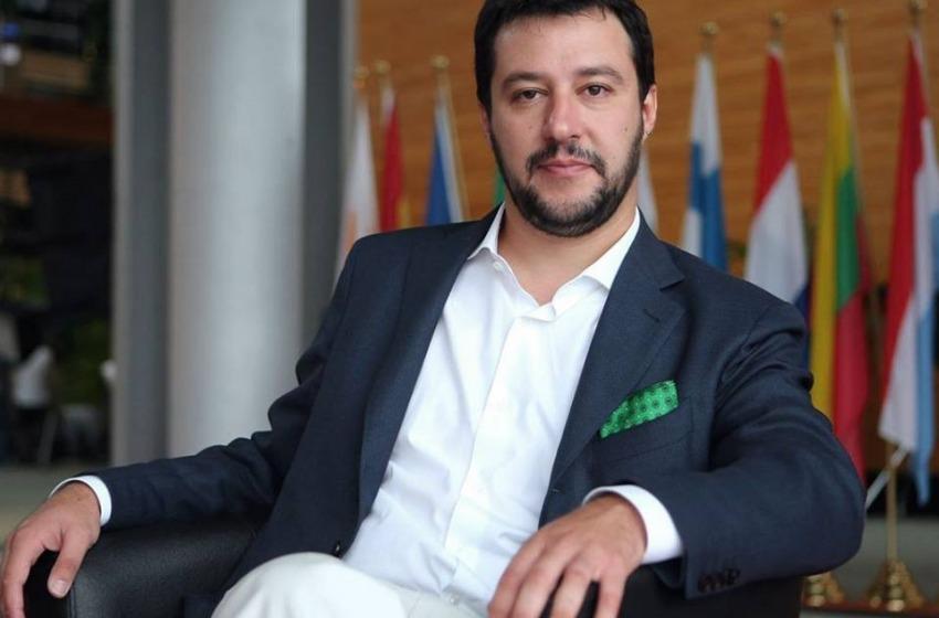 """Terrorismo, Salvini a Lanciano: """"Non c'è posto per tutti"""""""