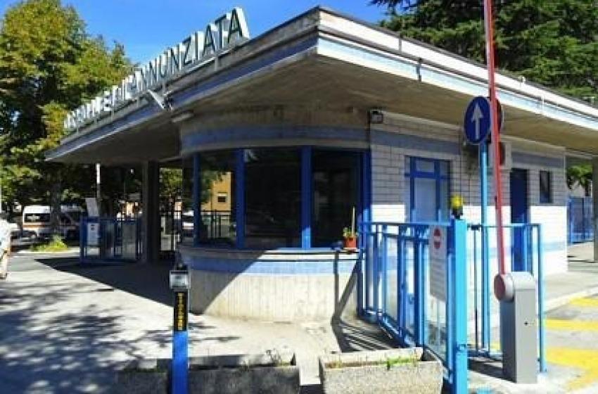 Sulmona, Pezzopane visita il punto nascite dell'ospedale