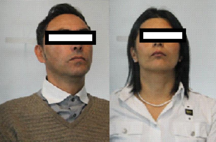 Coppia malandrina arrestata dopo un mese dal colpo in gioielleria