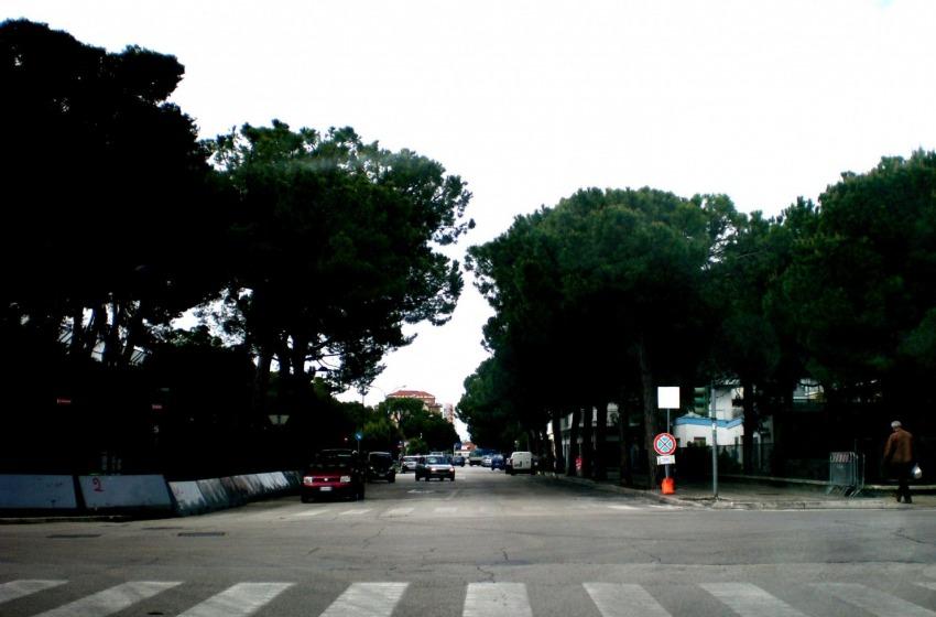 Pescara: pulizia strade zona stadio per calcio e mercato
