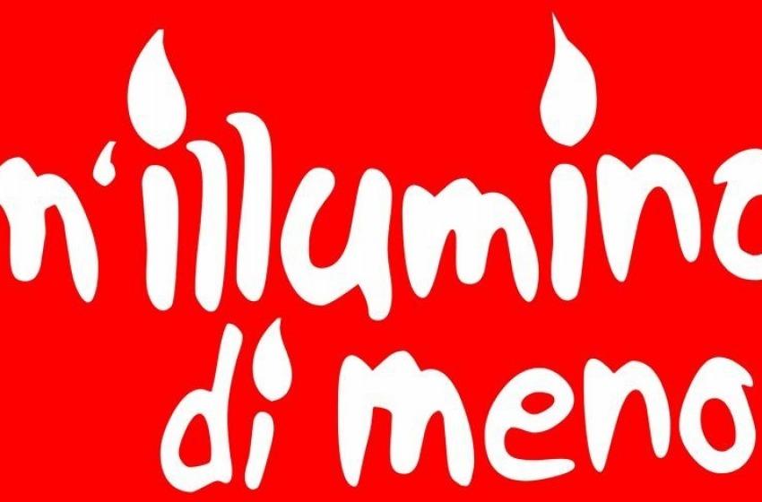 """S.Giovanni Teatino aderisce alla campagna """"M'illumino di meno"""""""