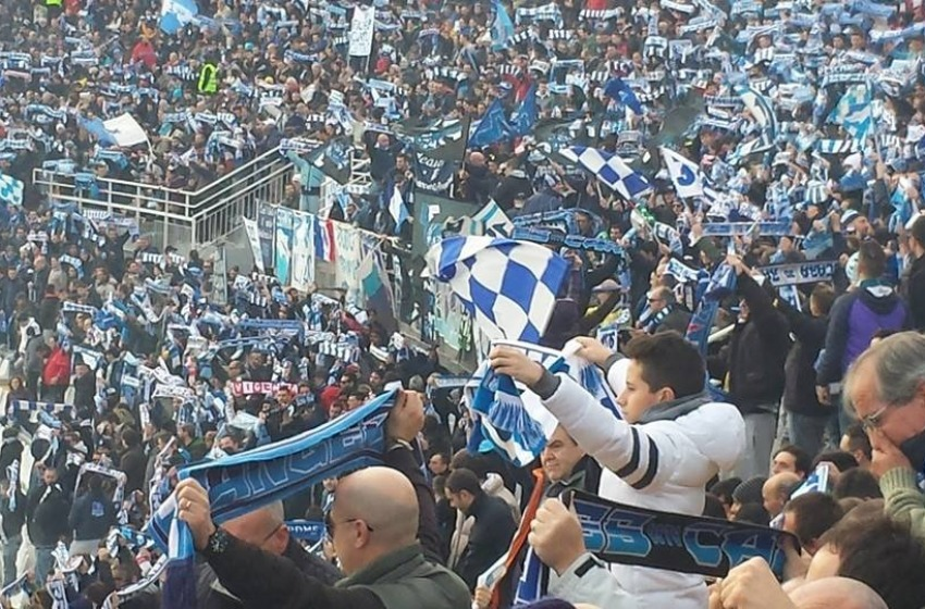 Sabato c'è Latina-Pescara, gara ad alto rischio incidenti