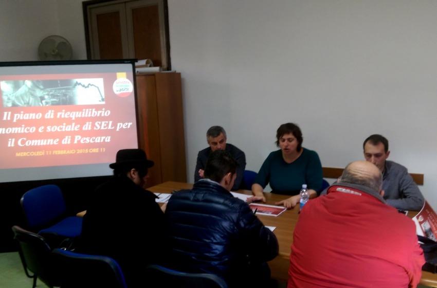 Sel Pescara presenta il piano di riequilibrio economico-sociale
