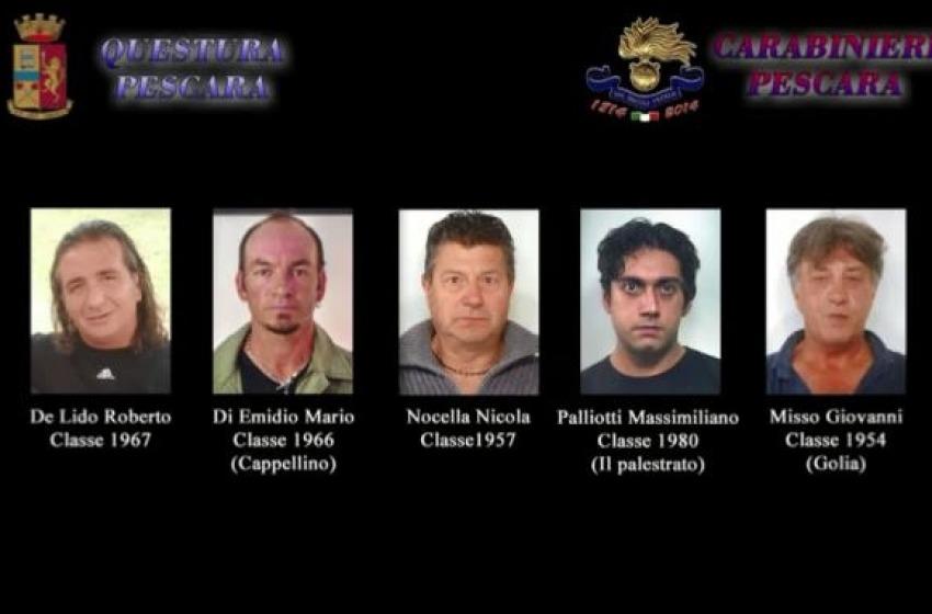 Arrestato a Monza il boss Misso, vecchia conoscenza dell'Abruzzo