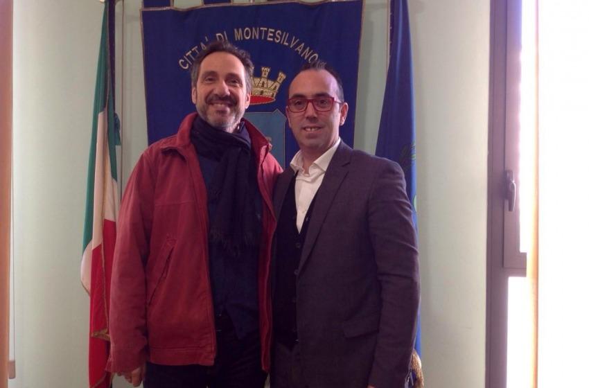 Dissesto idrogeologico, Mario Tozzi in visita a Montesilvano