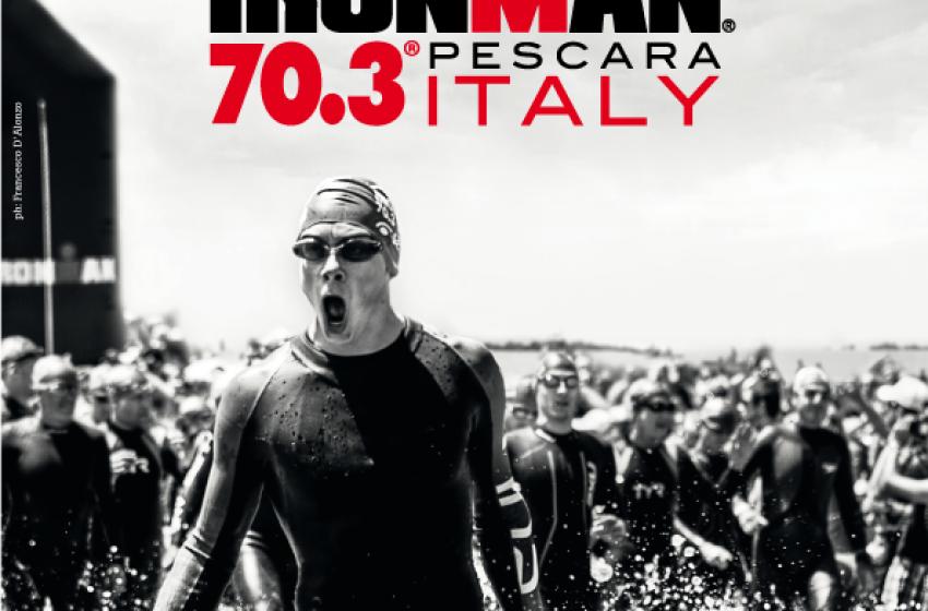 Dal 12 al 14 giugno Ironman 70.3 Italy a Pescara