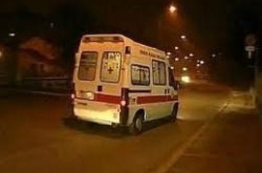 Gravissimo incidente a Brecciarola (Ch): auto in fiamme con due ragazzi