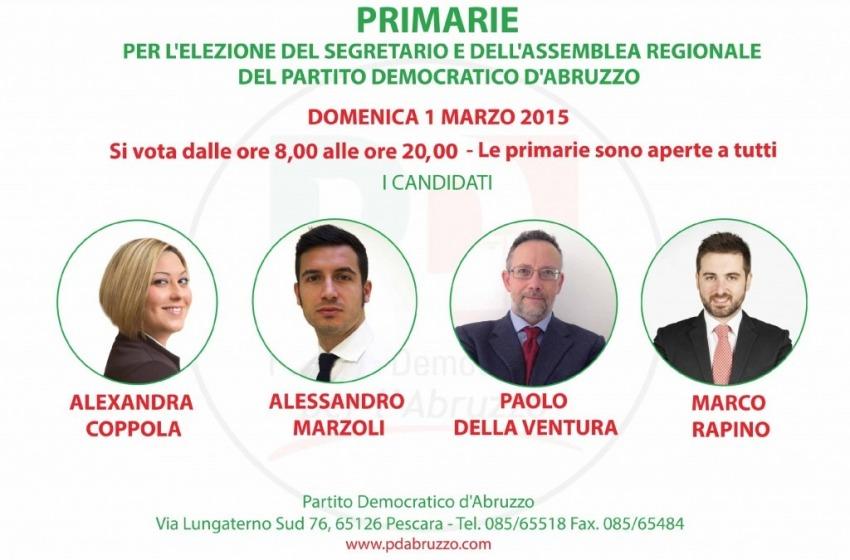 Domenica si vota (con 2 euro) il segretario del Partito Democratico