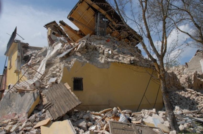 Parte la ricostruzione a San Pio delle Camere