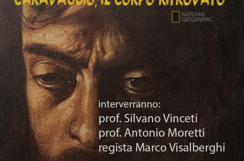 """""""Caravaggio il corpo ritrovato"""" presentato ad Avezzano il prossimo 11 marzo"""