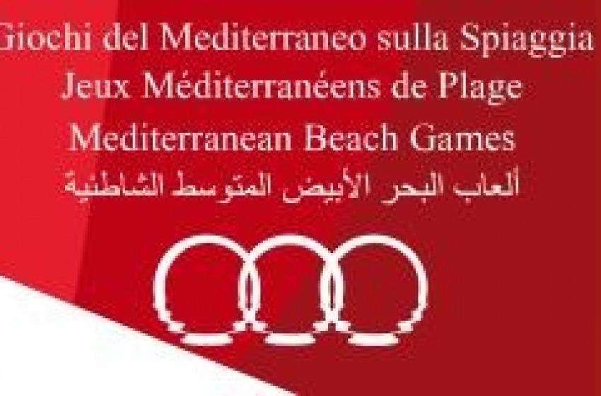 Giochi del Mediterraneo sulla spiaggia, servono volontari