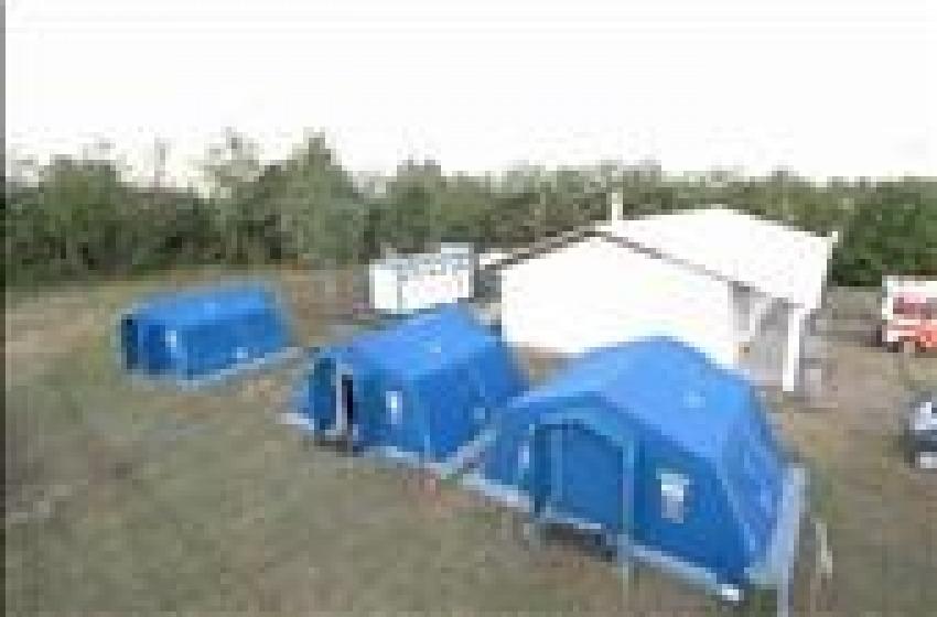 Frana nel Teramano: dieci case evacuate. Arriva la Protezione Civile