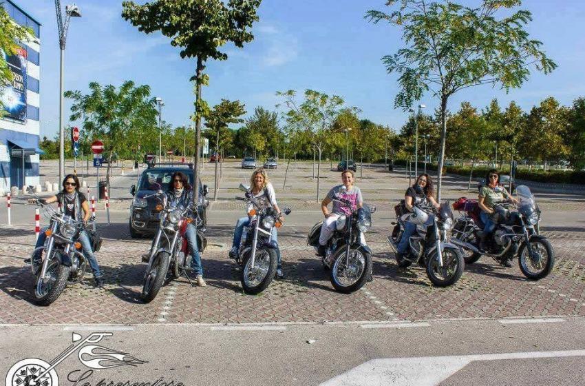 La motocicletta in Abruzzo è femmina