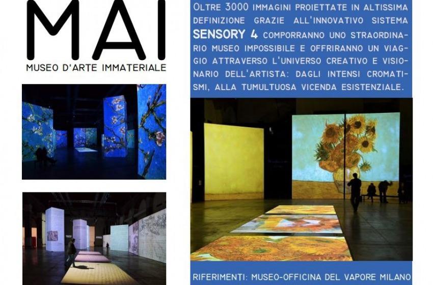 Un Museo d'Arte Immateriale a Spoltore, l'idea di PiuAbruzzo