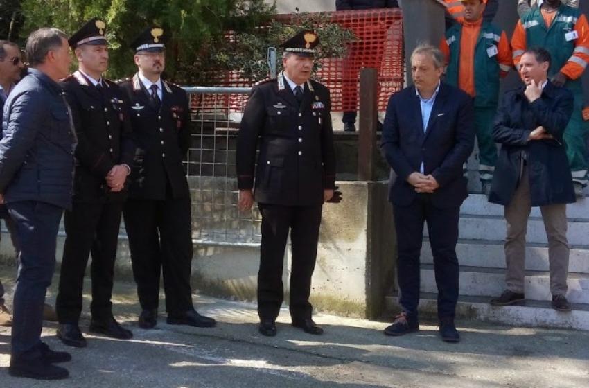 Francavilla al Mare, parte la nuova caserma dei Carabinieri