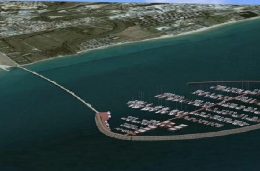 """Città Sant'Angelo e l'atollo """"artificiale"""" da 35 milioni di euro"""