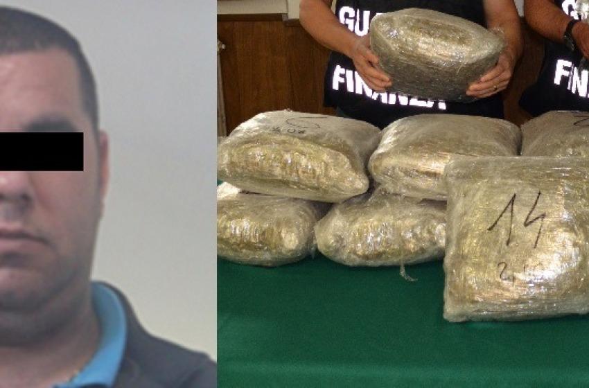 Albanese arrestato due volte in un anno per traffico di stupefacenti