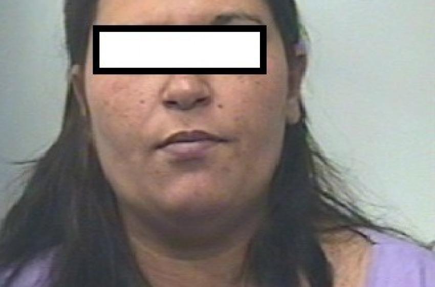 Andava a rubare nelle case dei fedeli: arrestata nel campo rom