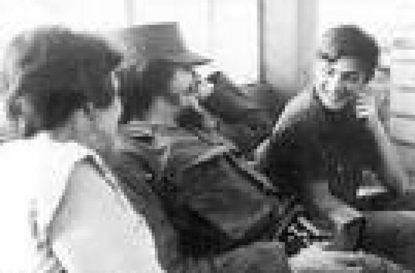"""Il fratello di Ernesto """"Che"""" Guevara al Museo Vittoria Colonna"""