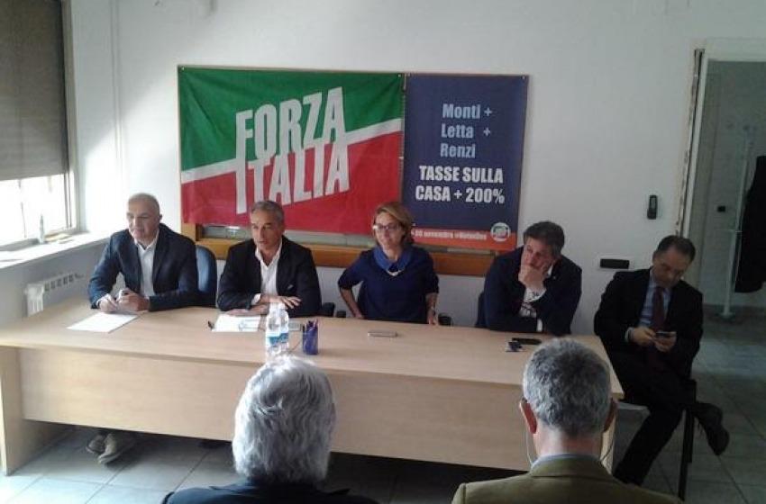 Nazario rinnova FI con Carlo, Antonella, Daniele e Vincent