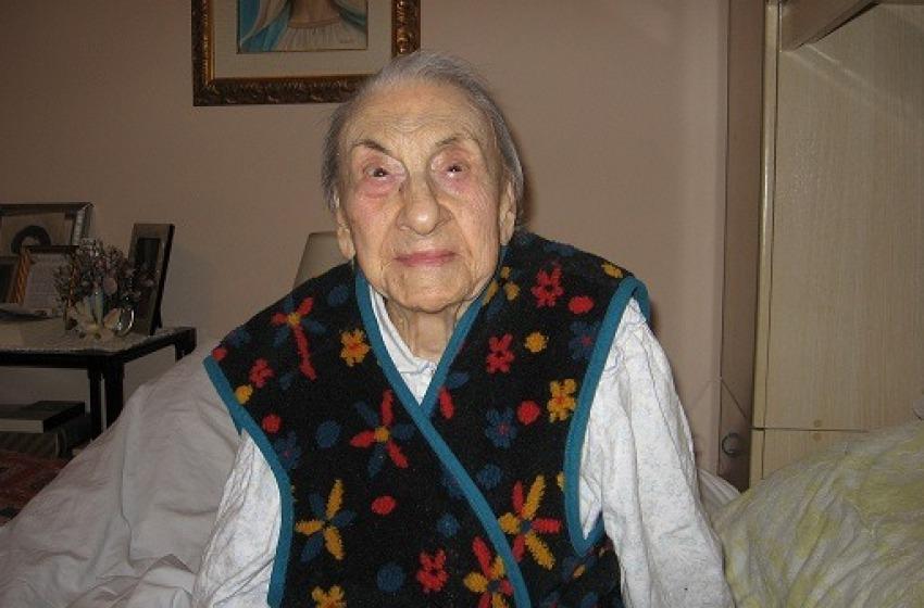 Deceduta Luisa Riso, aveva compiuto 109 anni il 20 aprile