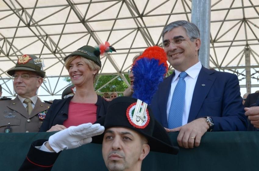 """88' Adunata Alpini. Il Ministro: """"Siete un esempio per il Paese"""""""