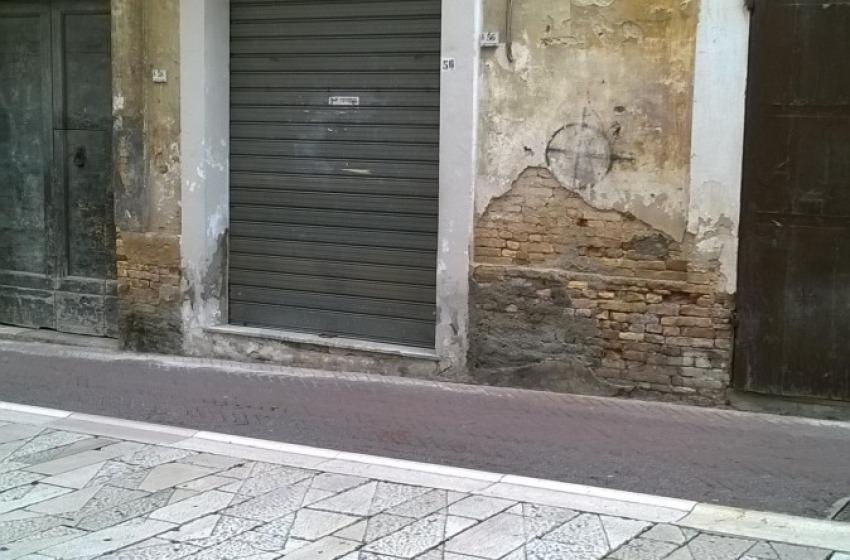 Centro storico di Città Sant'Angelo verso la desertifiazione commerciale