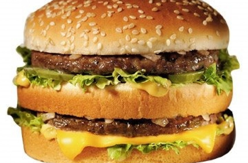 McDonald. 20mila euro in fumo