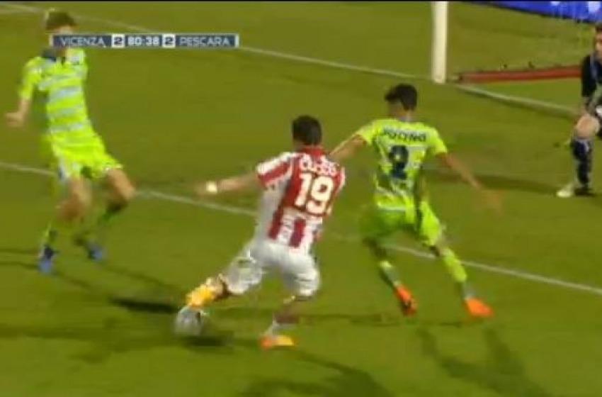 Semifinale thriller al Menti. Vicenza e Pescara sono sul 2 a 2