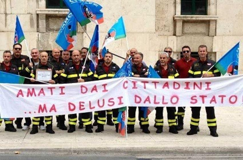 """Distaccamento Vigili del Fuoco a Penne, il sindacato: """"Bene per i cittadini"""""""