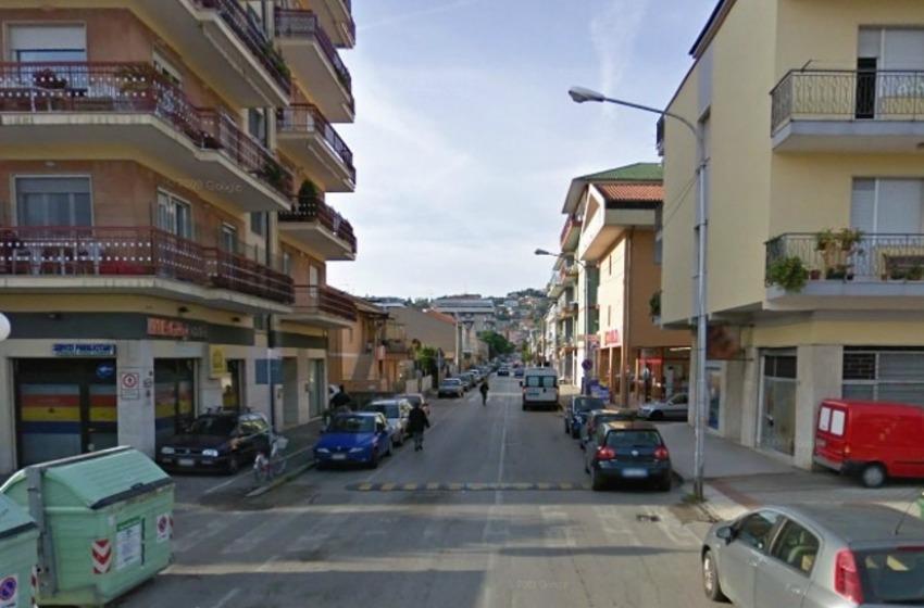 Montesilvano, ennesimo sgombero dei carabinieri in via Adige