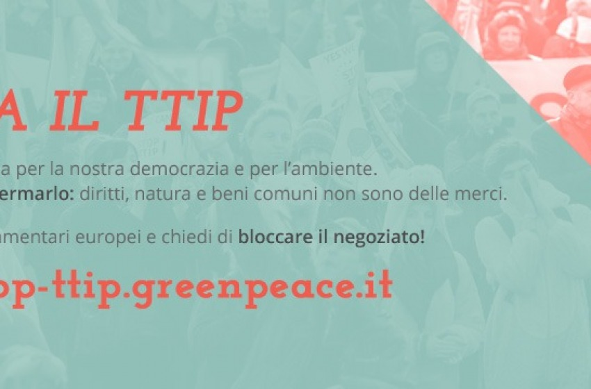 Ambiente, Città Sant'Angelo compatta contro i veleni del TTIP