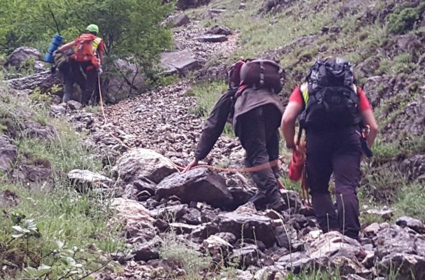 Majella, disavventura a lieto fine per due escursionisti di Rimini