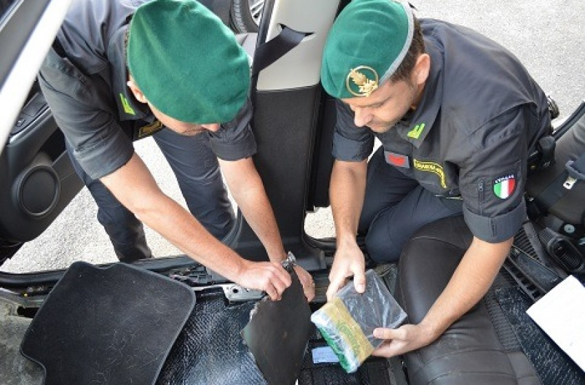 Scoperta Narcorganizzazione italo-albanese, 21 arresti a Teramo