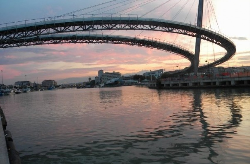 Pescara, al via dl 2 luglio i 'ritocchi' al Ponte sul Mare