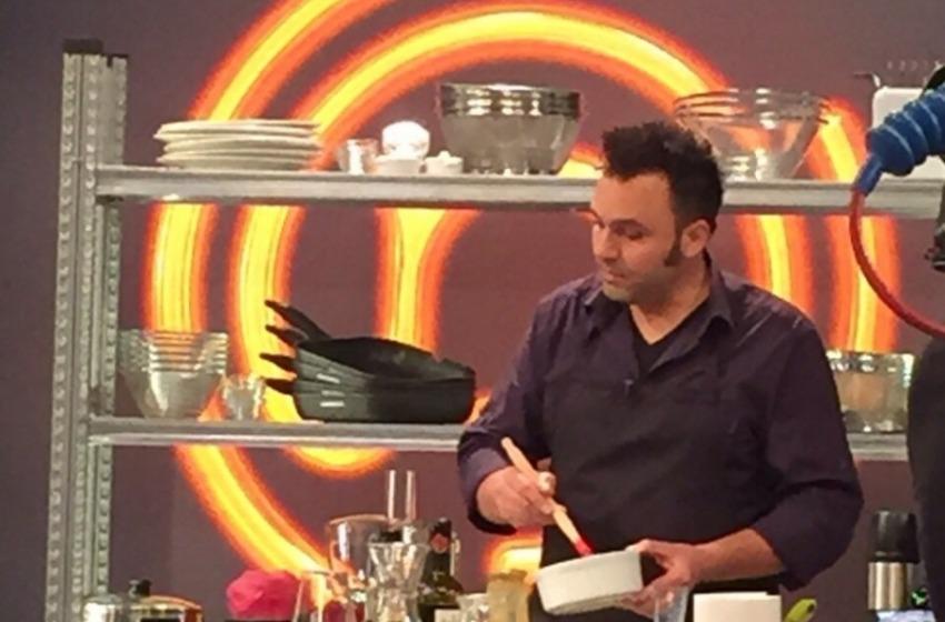Lo chef abruzzese Massimiliano Di Matteo da New York a Tel Aviv per Masterchef