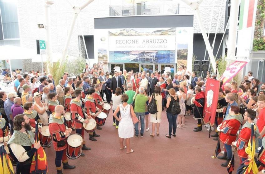 L'Abruzzo protagonista di Expo 2015 con le sue biodiversità