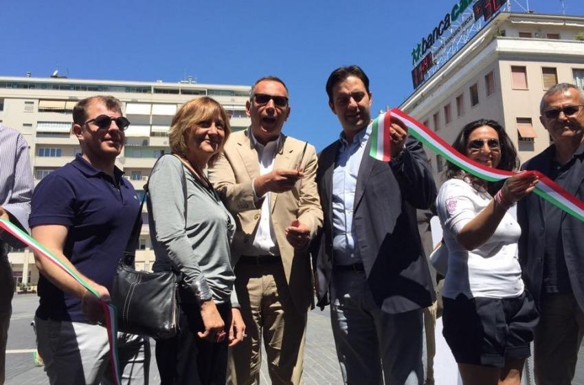 In Piazza Salotto la porta pescarese per l'Expo: si chiama Urban Box