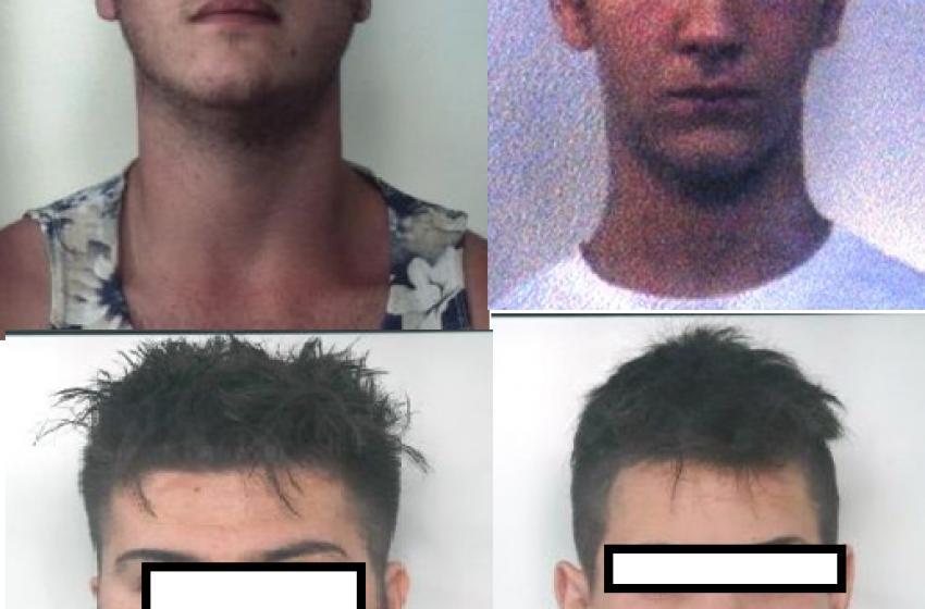 Brutale pestaggio organizzato via facebook, arrestati quattro pescaresi