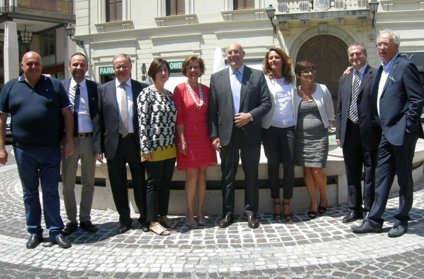 Chieti, ufficializzate le deleghe della nuova Giunta Di Primio